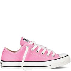 Chuck Taylor Classic Colors pink for my girly days c3fb30b63