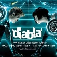 Diabla 20 ~ Idealclubworld Radio LIVE by MAL_HOMBRE on SoundCloud