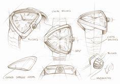 Ventura Elvis80 Auto Sketches - Relojes de Lujo - El Portal de Relojería - Catalogo de Reloj