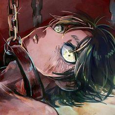 Eren - Chained Down