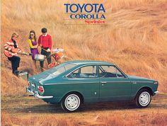 "kingoffuel:  "" Toyota Corolla Sprinter  """