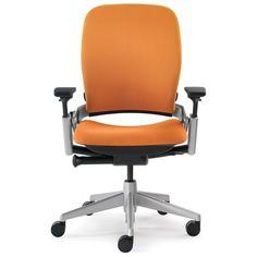adorable orange desk chair home furniture in home decoration idea from orange desk chair design ideas - Desk Chair Design
