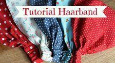 Haarband tutorial (mascha macht mit)