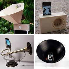 Passive speakers    #IPhone, #Speaker