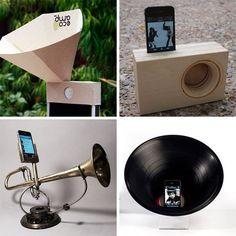 Passive speakers    #IPhone, #Speaker