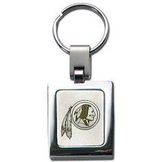 Washington Redskins Etched Key Chain