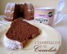 Siula Golosa: Ciambellone al cioccolato