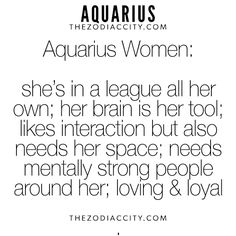 Zodiac Aquarius Women. For more interesting facts on the zodiac signs, click here.