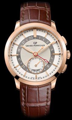 Girard-Perregaux 1966 Dual Time