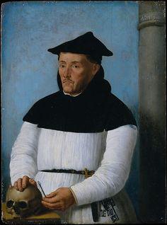 Portrait of a Surgeon Artist: Netherlandish Painter (dated 1569) Medium: Oil on wood
