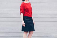 Saigon Simple skirt by Sarah