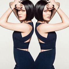 Jessie J @isthatjessiej Instagram photos | Websta (Webstagram) Jessi J, Dreaming Is Believing, Role Models, Instagram Images, Hollywood, Actresses, Black And White, Photo And Video, Celebrities