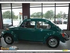 1974 Super Beetle, my first beetle, loved that car.