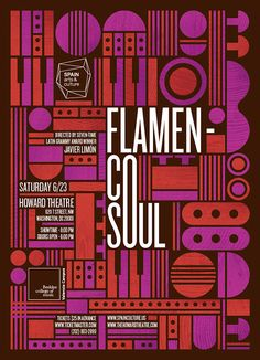 Flamenco Soul & Young Flamenco Project on Behance