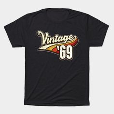 ed43f807d 50 Years Old 50th Birthday Gift with Retro Graphic - 50th Birthday Ideas - T -