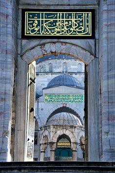 Blue Mosque, Istambul, Turkey