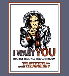 I want you to go back to the future