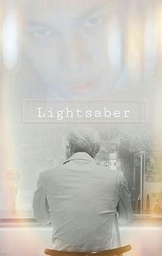 Exo's Lightsaber Teaser Fanart by Mr Wintertapcap. Do not edit•*•*•