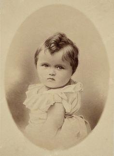 Grand duchess Olga Nicholaevna.1896. Tsar Nicolas, Tatiana Romanov, Romanov Sisters, Ugly Baby, Grand Duchess Olga, House Of Romanov, Imperial Russia, European History, Portraits