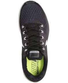 216e15512666d2 Nike Women s Air Zoom Pegasus 34 Running Sneakers from Finish Line - Black