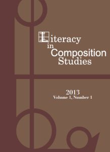 """Really important new journal, I think. Perhaps only academics outside the academy and doing """"community literacy"""" projects as I've been doing/investigating for the past four years, will understand the tensions between """"literacy"""" and """"composition studies"""" as well as these folks do. A badly needed contribution to """"our"""" field."""