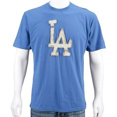 Los Angeles Dodgers Legend T-Shirt by Red Jacket