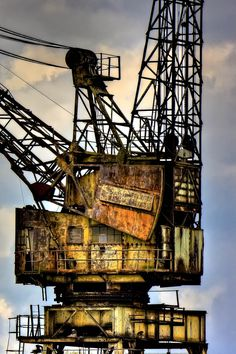 Industrial Machinery, Heavy Machinery, Abandoned Houses, Abandoned Places, Urban House, Abandoned Factory, Industrial Architecture, Industrial Photography, Mechanical Design