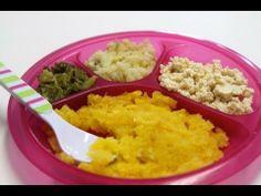 ▶ Receita de Papinha - Introdução Alimentar 3 - YouTube