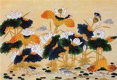 Jackie-Kim-Korean-Folk-Art-Min-Hwa-01.jpg (640×439)