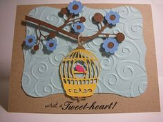 Live Love and SCRAP!: Straight From the Nest/  Try using 4legged friends-bird cage, paperdoll dressup-branch, and Accent Essentials-flower.