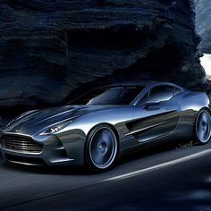 Aston Martin One-77 in all it's glory