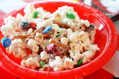 Life as a Lofthouse (Food Blog): Party Popcorn