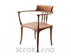 #wooden #wood #woodwork #furniture #eco #design #interior стул с подлокотниками Ceccotti Collezioni 40010, 40010