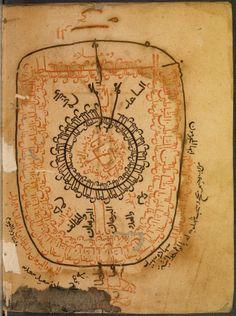 Manuscript-Talisman, al-Khatmah al-Maghribīyah al-sulṭānīyah wa-al-khullah al-Ibrāhīmīyah al-burhānīyah