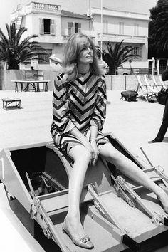 Vanessa Redgrave, Cannes 1960