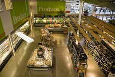 Interior Grocery Store   Market Design   Market Decor Design   Custom Market Design   Greenfresh Market by I-5 Design & Manufacture, via Flickr