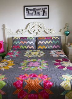 Swooning over this Swoon Quilt!