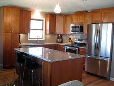 Kitchen Cabinet Remodel Before And After slate flooring kitchen | slate such black brown and tile for slate