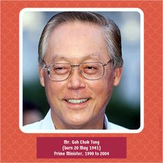 Goh Chok Tong, born on 20May1941. He has root number 4. For this career element, Good business/career options include Shipping, Admin, Diplomat & PR. In early career, he rose quickly from Planning & Project Manager to Managing Director in Neptune Orient Lines, a shipping company. He then went into politics where he succeeded Lee Kuan Yew as Prime Minister. What business or career options are best for you? Do they aligned with your element? Find out @ numerology.anselmang.com #gohchoktong…
