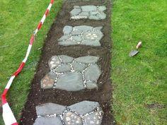 Pflastersteine und Gartenweg selber machen Bauanleitung zum selber bauen Selber machen