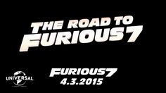 Vorankündigung: FAST & FURIOUS 7-Trailer am 1. November