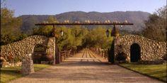 Ojai Ranch Gate