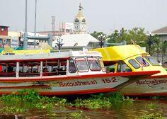 Chao Phraya, Express Boat