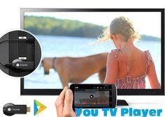 La nueva versión You TV Player APK v8.6.1 ya está aquí. Se trata de una excelente App para Android que mejora drásticamente sus anteriores versiones You Play Player y You Player Pro. ofreciendo gran cantidad de opciones de reproducción y mejorando la estabilidad de la misma. Ver TV en un smartphone o tableta Android nunca ha sido tan fácil con esta genial app.