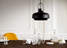 Space Copenhagen creates nautical lamps for &tradition