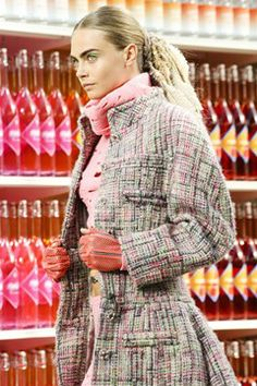 Chanel Fall Winter 2014 RTW