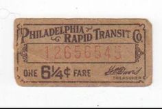 Old train ticket. Look at the price!
