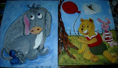 Painting for Jack by Kathy Mereand, via Flickr