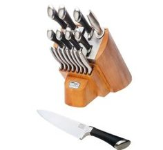 The 6 Best Knife Sets to Buy in Best High-End: Chicago Cutlery 1119644 Fusion Forged Knife Block Set Best Kitchen Knife Set, Best Kitchen Knives, Kitchen Tools, Kitchen Items, Kitchen Gadgets, Chef Kitchen, Kitchen Products, Gourmet