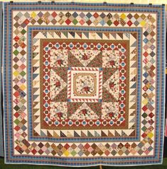 Irish Medallion Quilt